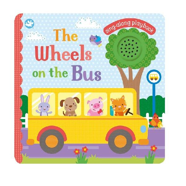 Little Me Wheels on the Bus Singalong Book
