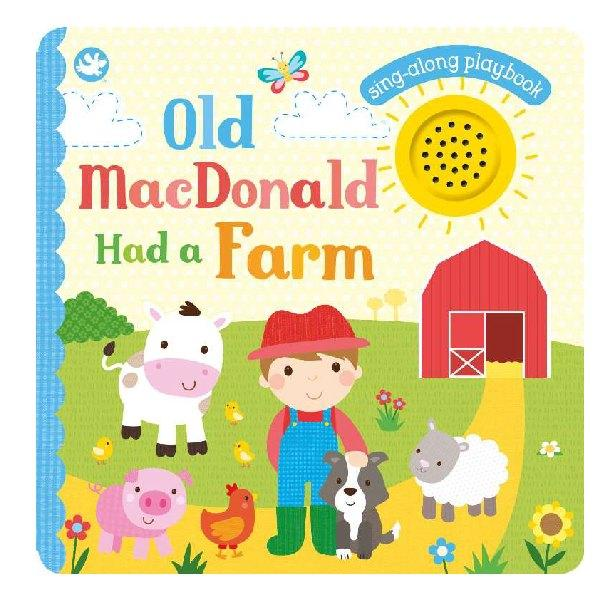 Little Me Old MacDonald Sing Along Book