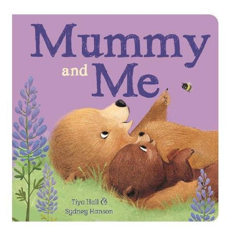 Mummy and Me Board Book