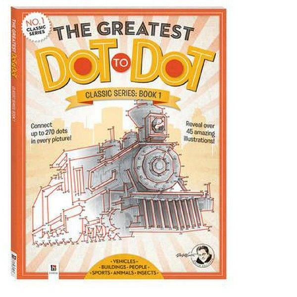 Greatest Dot to Dot Challenge Series Bk1