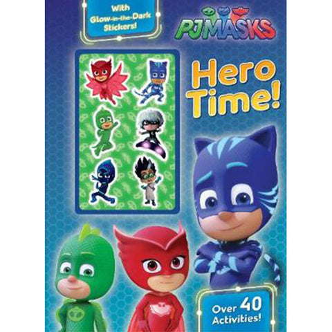 PJ Masks Hero Time
