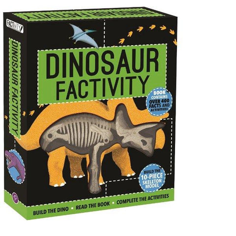 Dinosaur Factivity Kit