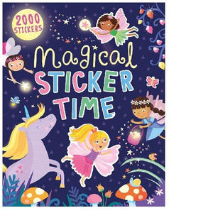 Magical Sticker Time