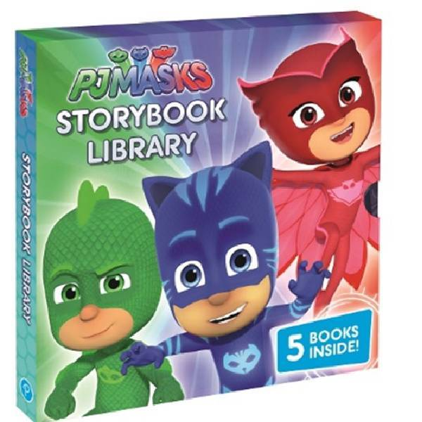 PJ Masks Storybook Slipcase