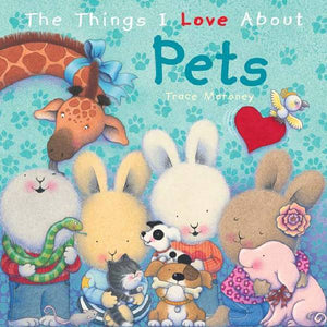Things I Love About Pets