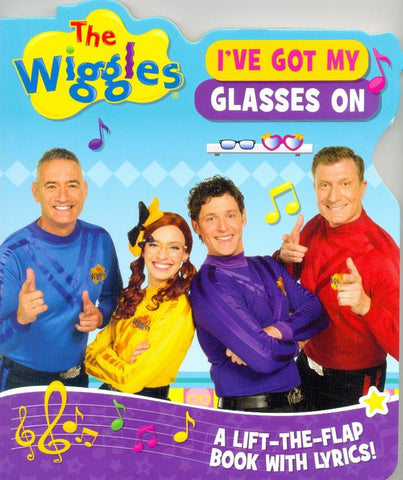 The Wiggles I've Got My Glasses Lift the Flap