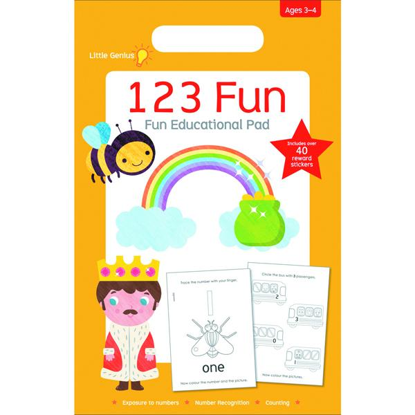 Little Genius 123 Fun Pad