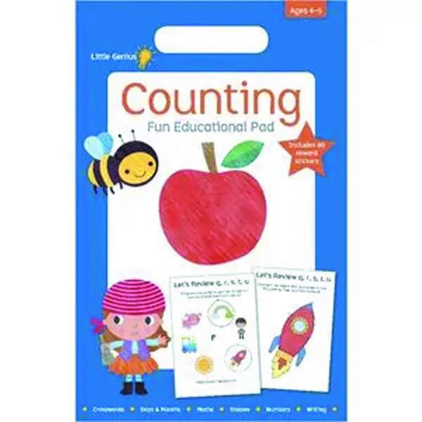 Little Genuis Counting Fun  Pad