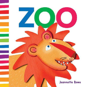 Zoo Baby Board Books