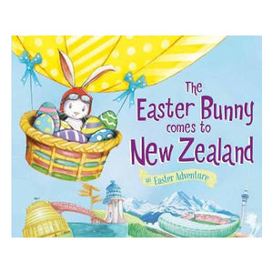 The Easter Bunny Comes to New Zealand