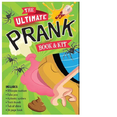 Ultimate Prankster Book & Kit