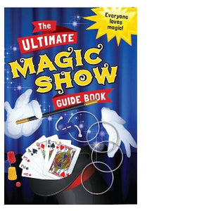 Ultimate Magic Show Book & Kit