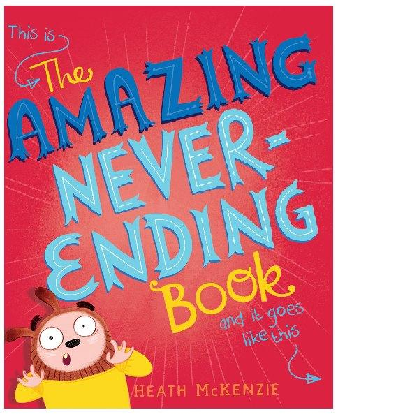 The Amazing Never Ending Book