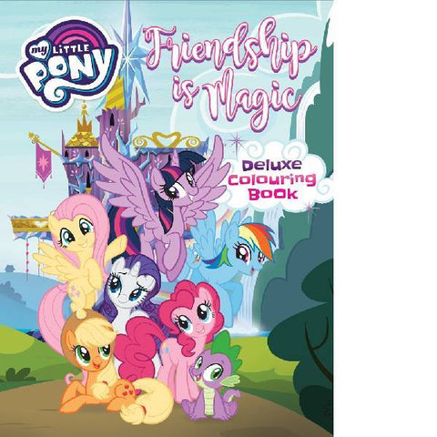 My Little Pony Deluxe Colouring