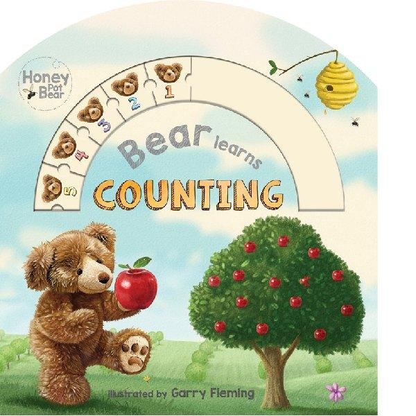 Bear Learns Counting