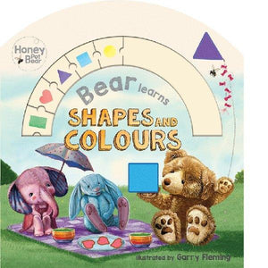 Bear Learns Shapes & Colours