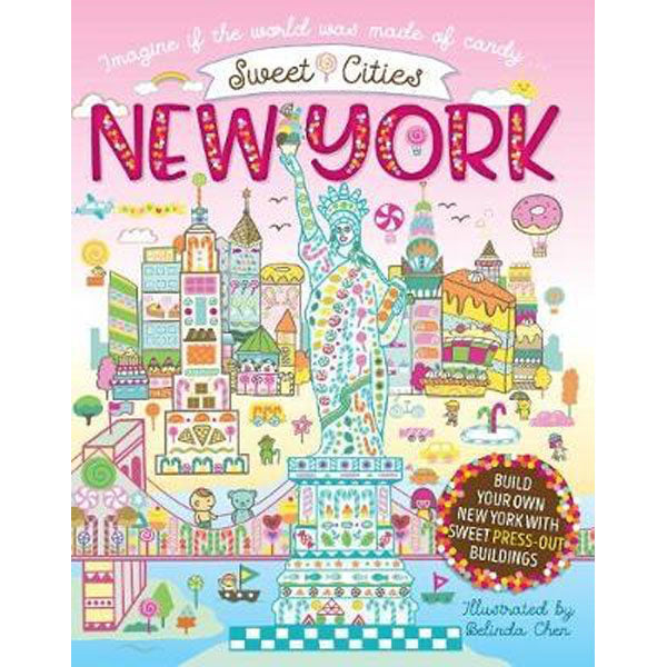 Sweet Cities New York Press Out Book