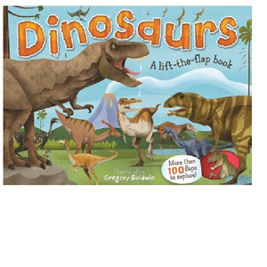 Dinosaurs A Lift the Flap Book