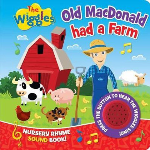 The Wiggles Old MacDonald Sound Book