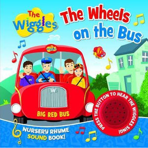 The Wiggles Wheels on the Bus Sound Book
