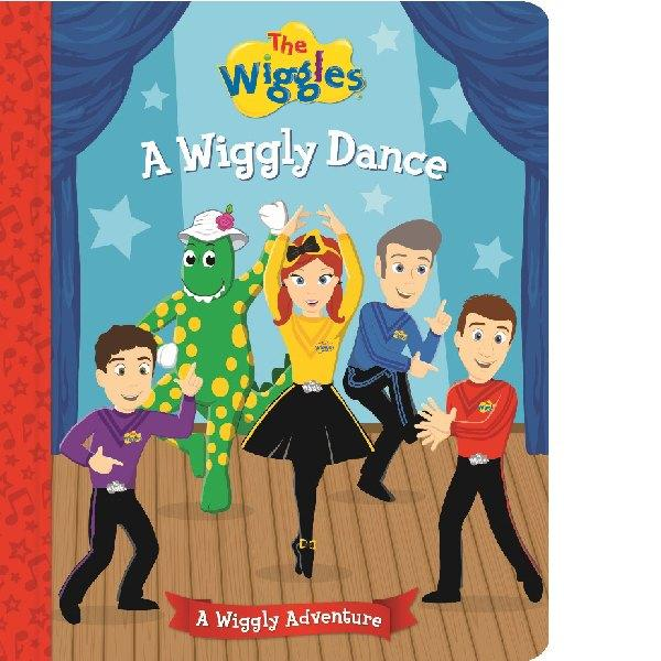 Wiggles Adventure A Wiggly Dance