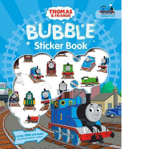 Thomas & Friends Bubble Sticker Book