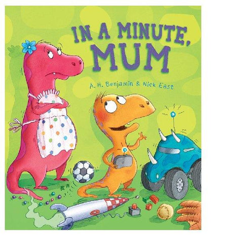 In A Minute Mum - FSC Certified