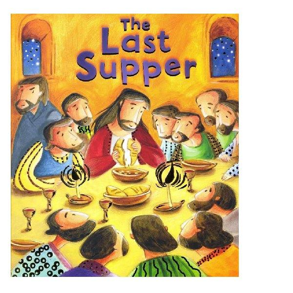 Bible Stories The Last Supper - FSC Certified