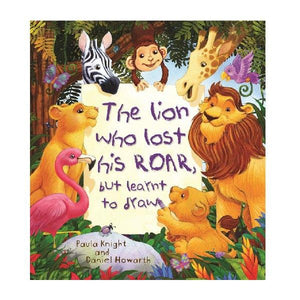 The Lion Who Lost His Roar - FSC Certified