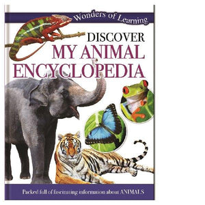 Discover My Animals Encyclopedia