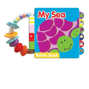 My Sea Rattle Book