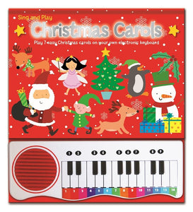 Sing and Play Christmas Carols Piano Book