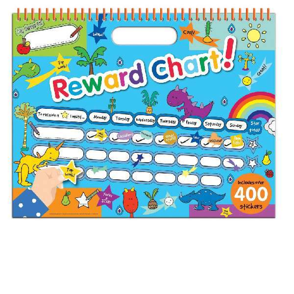 Reward Chart - Blue