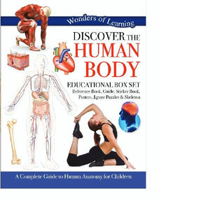 Wonders of Learning Discover the Human Body Boxset