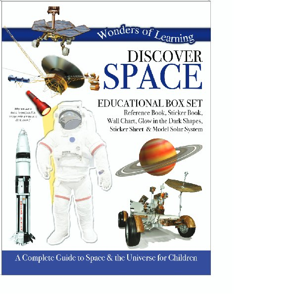 Wonders of Learning Discover Space Educational Boxset