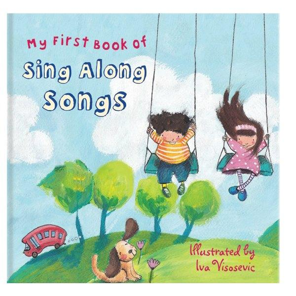 My First Bk of Sing Along Songs
