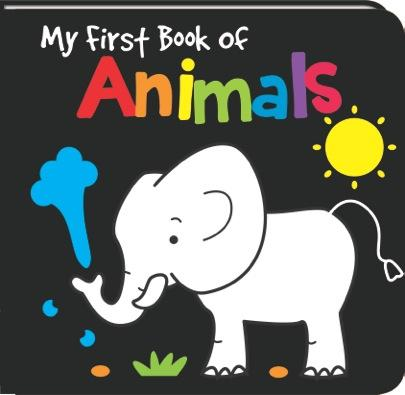 Black and White My First Book of Animals