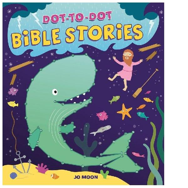 Dot to Dot Bible Stories