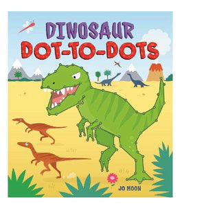 Dinosaur Dot-to-Dot
