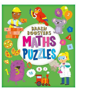 Brain Boosters Maths Puzzle