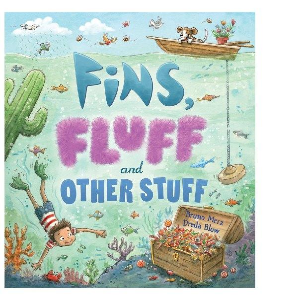 Fins Fluff and other Stuff - FSC Certified