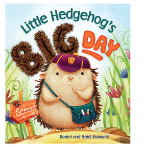 Little Hedgehogs Big Day