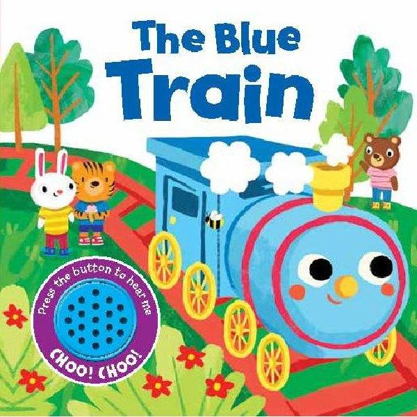 Blue Train Sound Book