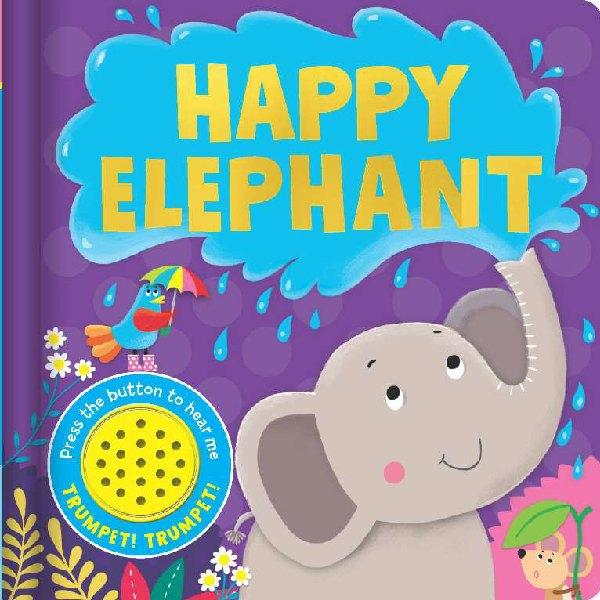 Happy Elephant Sound Book