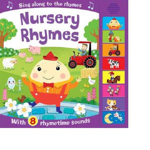 Humpty Dumpty and other Nursery Rhymes Sound Book