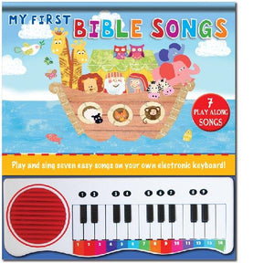 My First Bible Songs Piano Book