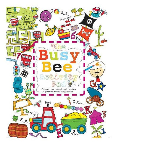 Busy Bee Activity Pad Boy
