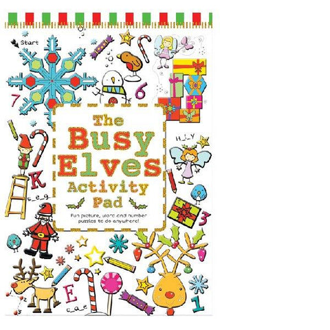 Festive Fun Mega Activity Pad