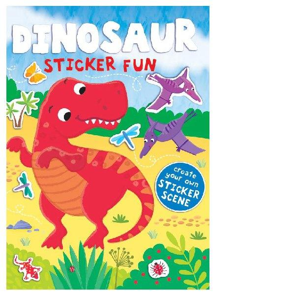Sticker Fun Dinosaur