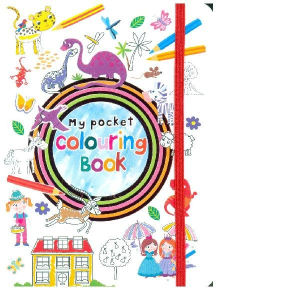 My Pocket Colouring Book